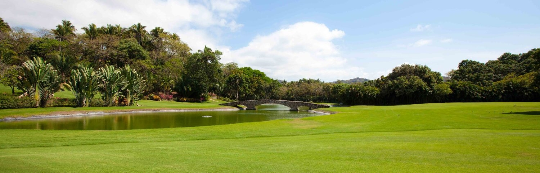 San Pancho, Nayarit. Se Vende Campo de Golf & Terreno en Playa